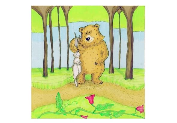 сотрудничаем только картинки прикол медведь и заяц вот, чтобы выполнить