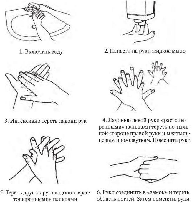 необходимо вымыть, мытье рук по санпину в картинках что