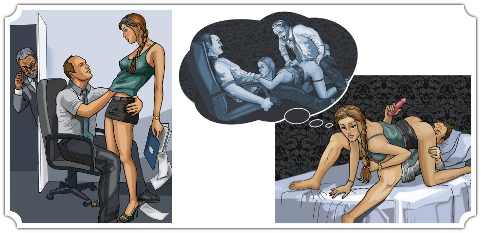 Игры в постели эротические, смотреть на молодых голых девушек
