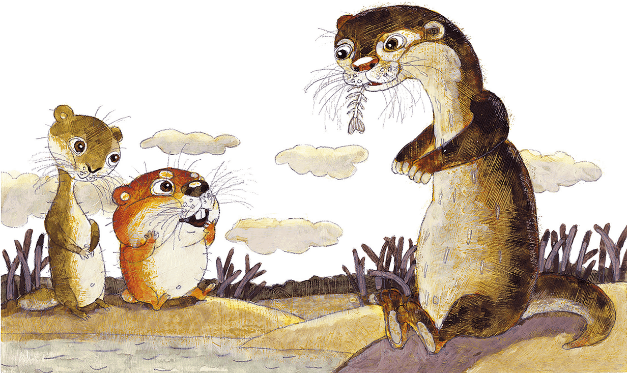 Приключения хомы суслика картинки