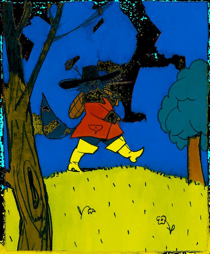Гумилев маркиз де карабас картинки
