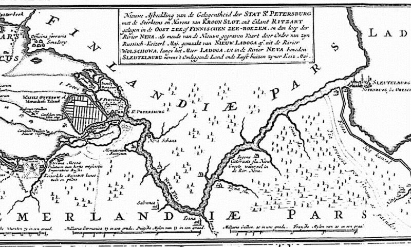 картинки карта ижорской земли ведомость углов поворотов