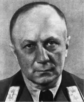 Гауляйтер белоруссии кубе