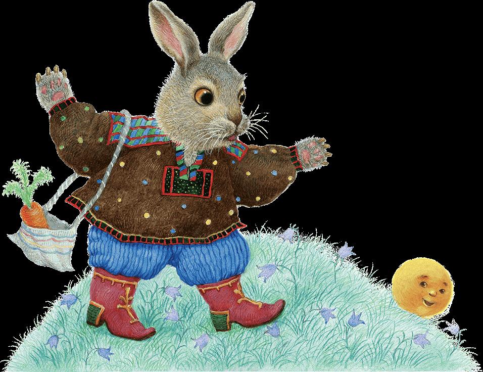 Картинки зайца из сказок для детей