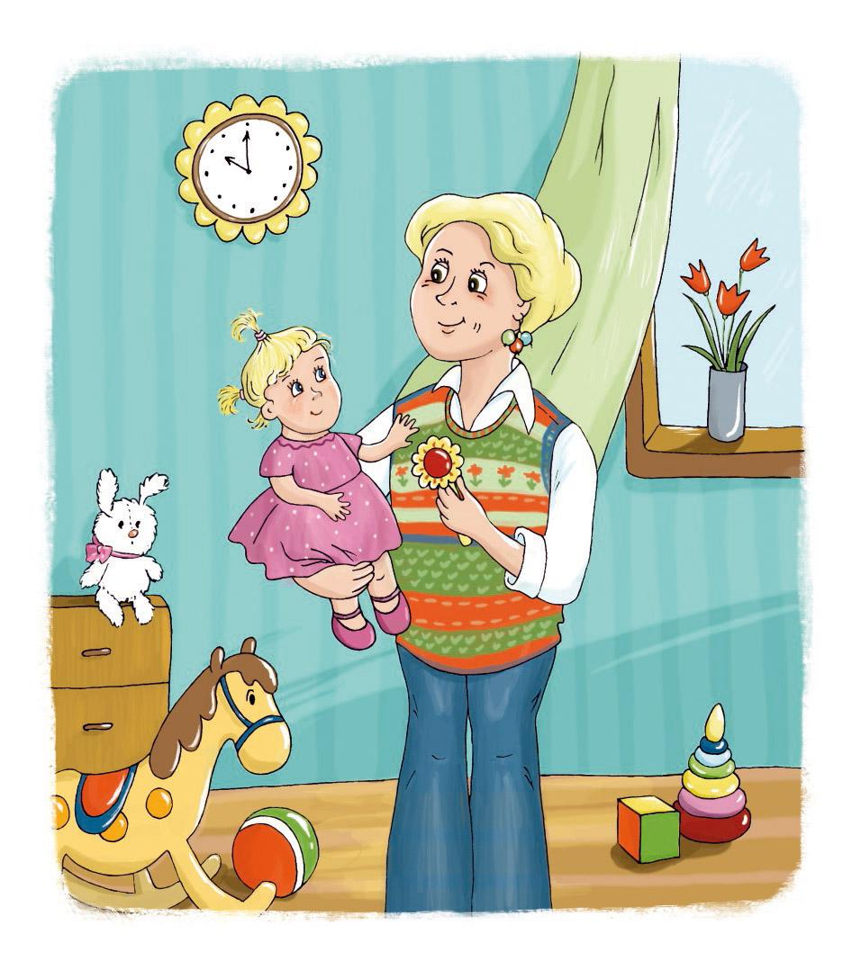 Картинки про внучку, юбилеем женщине красивые