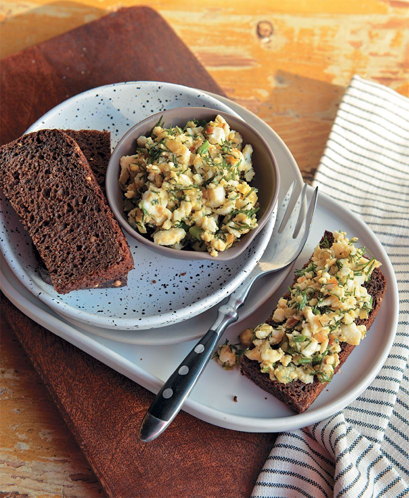будь салат на завтрак рецепт с фото подобного