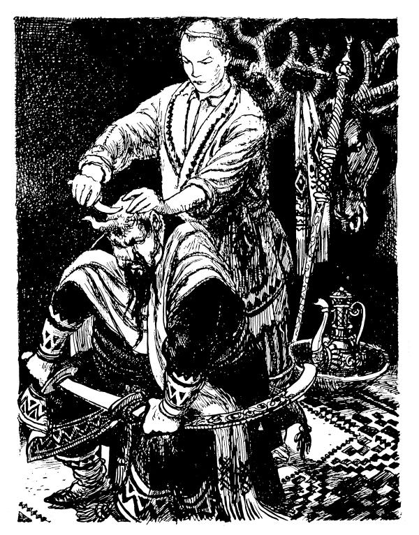 Картинки на башкирские сказки