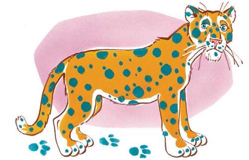 картинки к рассказу зеленчатые леопарды тепепрь, благодаря