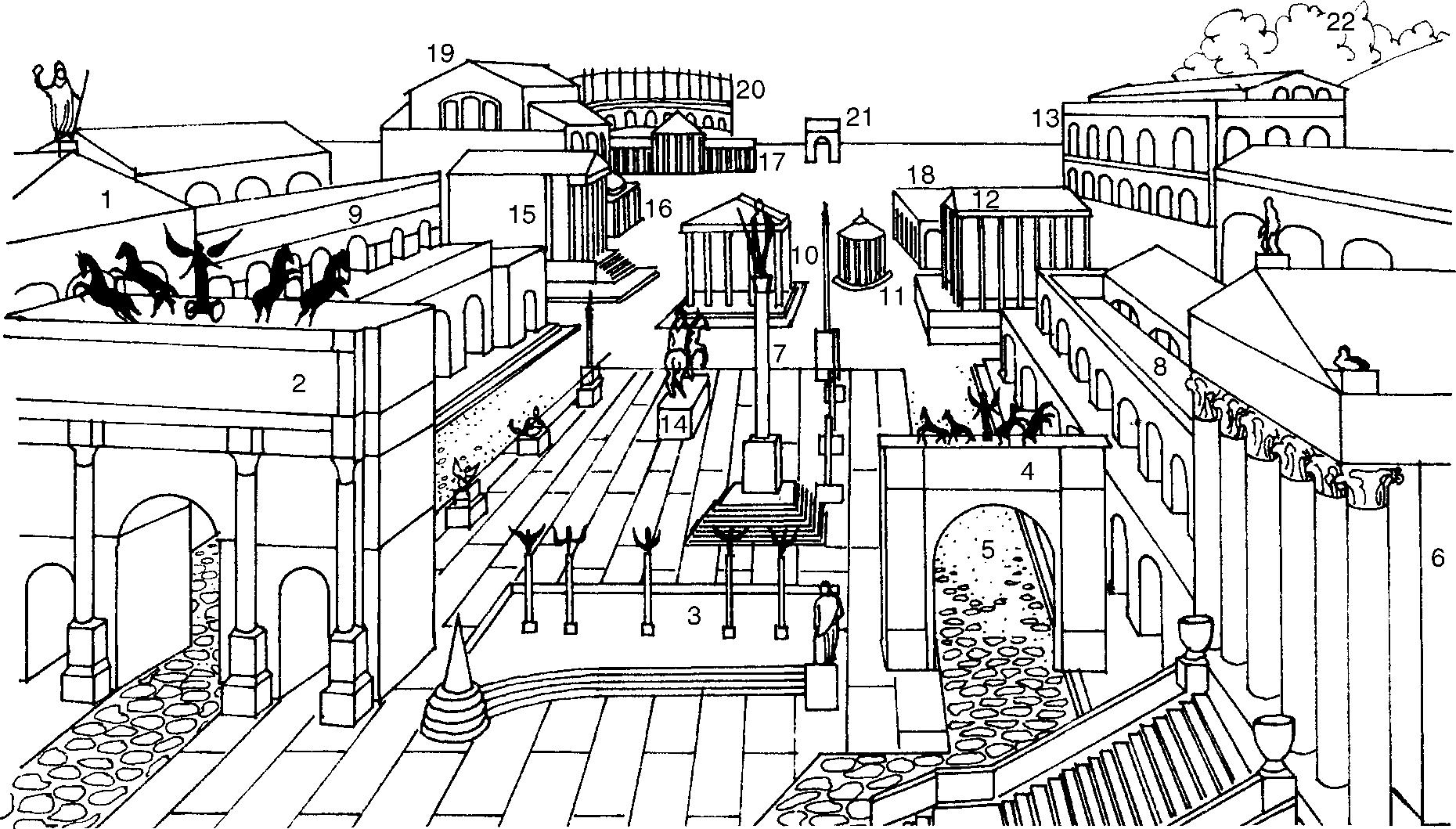 лапают рим древний рисунки прикомандировали