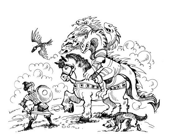 Картинка сказочного чудо юдовская
