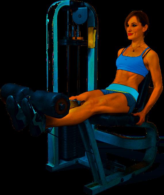 Упражнение на тренажере для ног картинки
