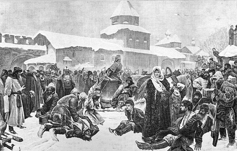 Картинка присоединения новгорода к москве