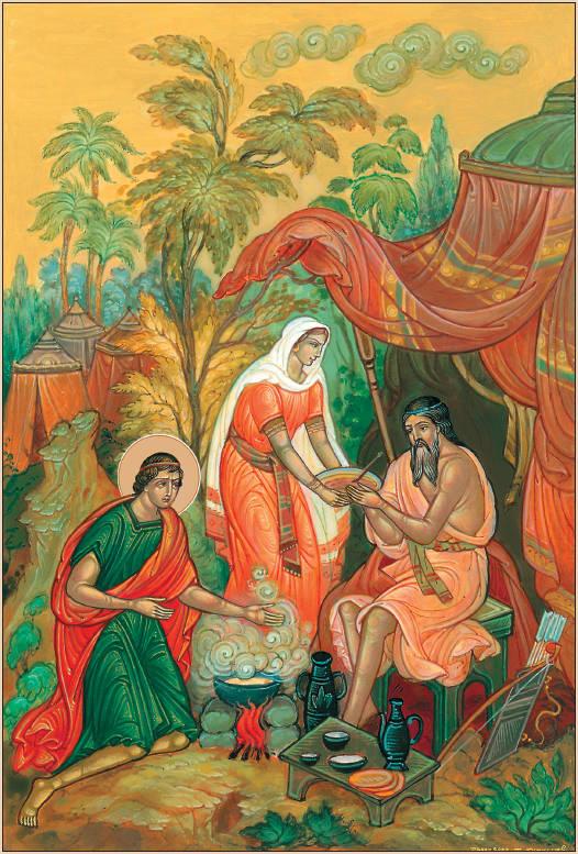 Библия в рассказах для детей. Воздвиженский П. Н.