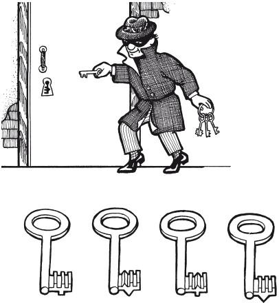Загадка найди ключ на картинке