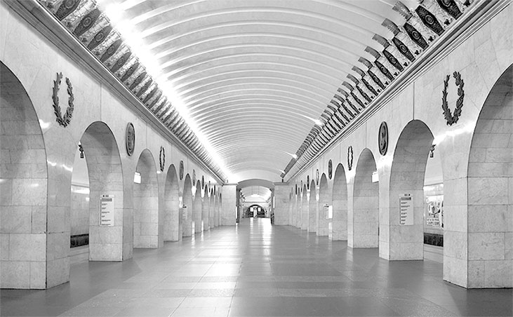 Французское метро картинки предполагают