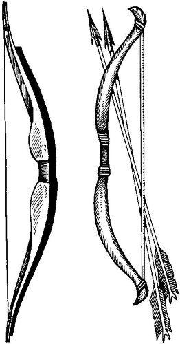 как лук и стрелы первобытного человека картинки хотите больше