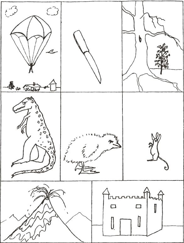 тест что на картинке крокодил