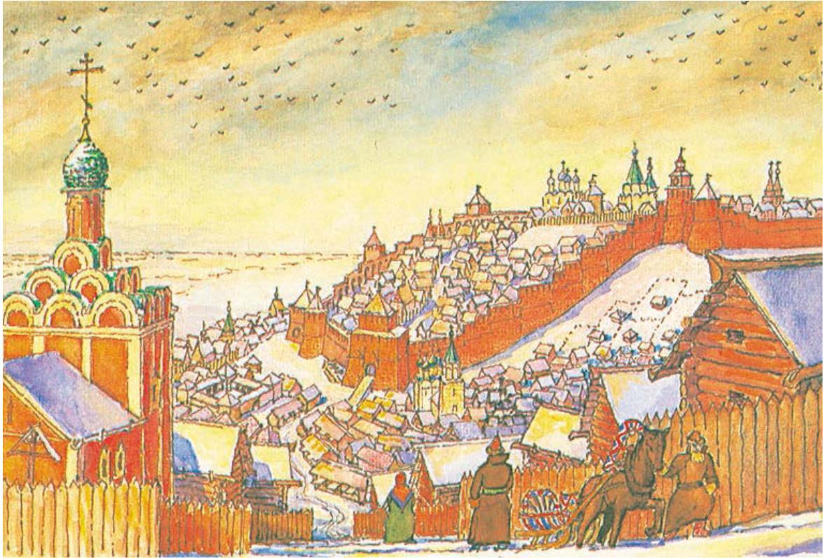 руках картинки новгород в 12 веке глазами нарисуйте